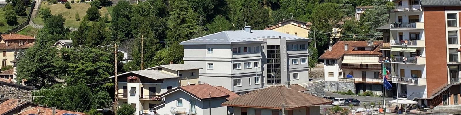 Veduta del Municipio